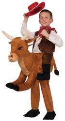 Фото Костюм Наездник на быке детский
