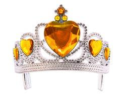 Фото Корона императрицы желтая