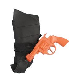 Фото Оранжевый пистолет и кобура гангстера Forum