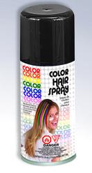 Фото Черный спрей-краска для волос Forum