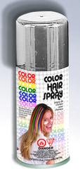 Фото Серебряный спрей-краска для волос Forum