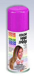Фото Розовый спрей-краска для волос Forum