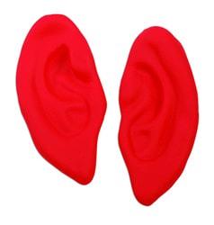Фото Накладные красные уши Forum