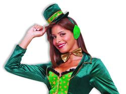 Фото Накладные зеленые уши Forum