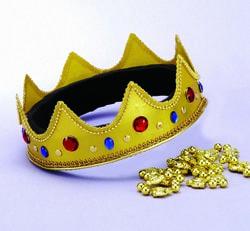 Фото Корона королевы мягкая Forum