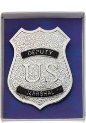 Фото Полицейский значок серебряный Forum