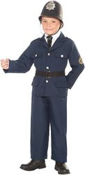 Фото Костюм Британский полицейский детский Forum