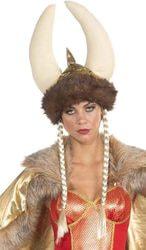 Фото Шлем-шапка Викинг мягкий взрослый Forum