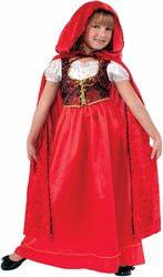 Фото Костюм Красная шапочка с плащом детский Forum
