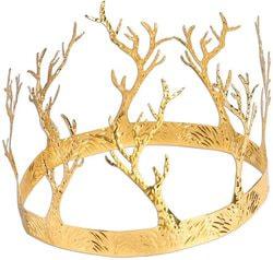 Фото Корона Средневековье фентези золотая Forum