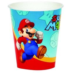 Фото Набор стаканчиков Супер Марио 250 мл (8 шт) Forum