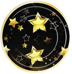Фото Набор тарелок Звезды 18 см (8 шт) Forum