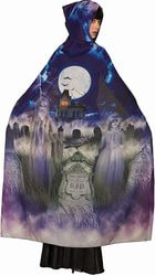 Фото Плащ призрака кладбища взрослый Forum