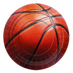 Фото Набор тарелок Баскетбол 18 см (8 шт) Forum