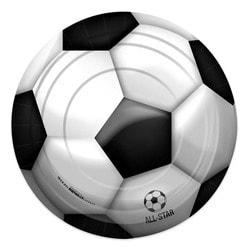Фото Набор тарелок Футбол 18 см (8 шт) Forum