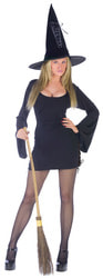 Фото Костюм Ведьма со шнуровкой взрослый