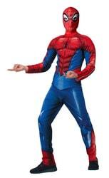 Фото Костюм Батик Человек-паук с мускулами детский