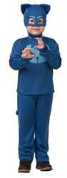 Фото Костюм Батик Кэтбой герой в синем детский