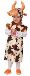 Фото Костюм Батик коровка Ромашка детский