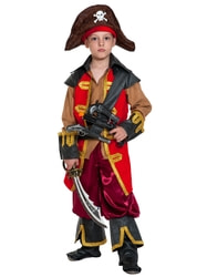 Фото Костюм Пират капитан Морган детский