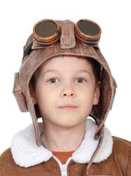 Фото Шлем летчика полярного детский
