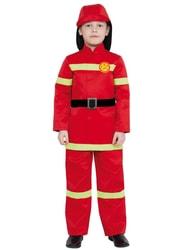 Фото Костюм Пожарный МЧС детский