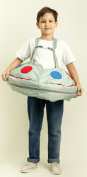 Фото Костюм летающая тарелка детский