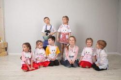 Фото Карнавальный набор для театральной постановки Волк и семеро козлят