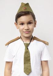 Фото Погоны со звездочкой детские (2 штуки)