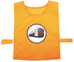 Фото Жилет жд транспорта грузовой поезд