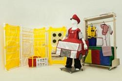 Фото Комлект костюмов и декораций для сюжетно-ролевой игры Кафе