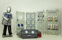 Фото Комлект костюмов и декораций для сюжетно-ролевой игры Космическое кафе
