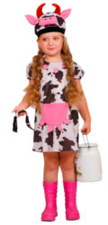 Фото Костюм коровка Маруся детский