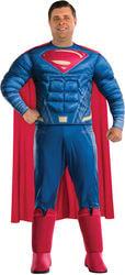 Фото Костюм Супермен большой размер взрослый