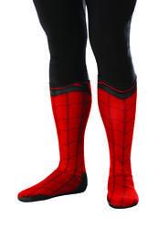 Фото Гетры Человека-паука красные взрослые