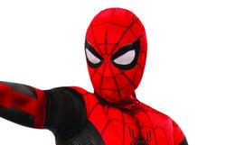 Фото Маска Человека-паука текстиль детская