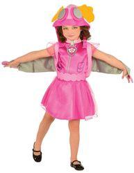 Фото Костюм Скай в платье Щенячий патруль детский