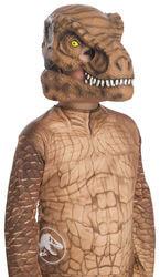 Фото Анимированная маска динозавра Т-Рекса детская