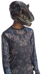 Фото Анимированная маска динозавра Барионикса детская