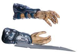 Фото Перчатки руки Хищника Чужой взрослые