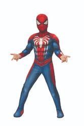 Фото Костюм Человек-паук с мускулами детский