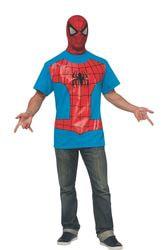Фото Костюм Человек-паук упрощенный взрослый