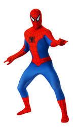 Фото Костюм Человек-паук вторая кожа взрослый