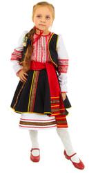 Фото Костюм плясовой Молдавский для девочки