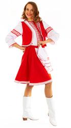 Фото Костюм плясовой Белорусский женский