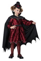 Фото Костюм Маленькая вампирша детский