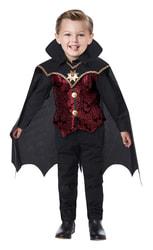 Фото Костюм Маленький вампир детский