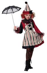 Фото Костюм Злобная клоунесса детский