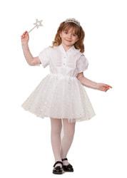 Фото Костюм Принцесса Белая снежинка детский