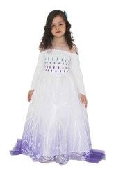Фото Костюм Эльза в платье детский